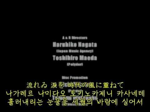 X-Japan Tears (가사 한글 자막)