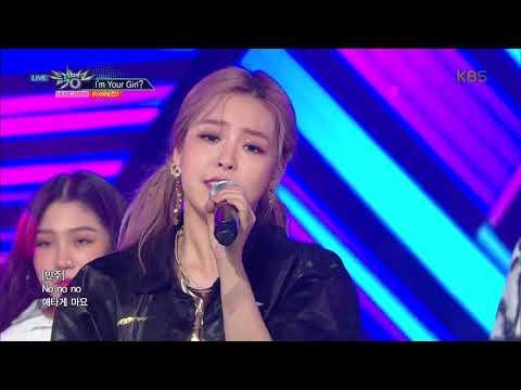 뮤직뱅크 Music Bank - I'm Your Girl? - KHAN(칸).20180615