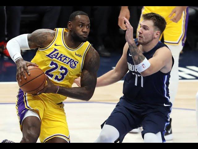 NBA/聽到詹皇讚美自己 東契奇興奮直呼:他是我偶像