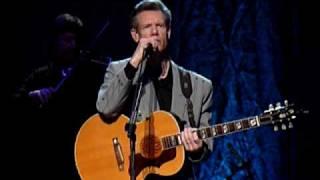 Randy Travis performing