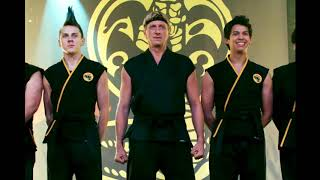 COBRA KAI SEASON 2 TRAILER SONG (CRUEL SUMMER)