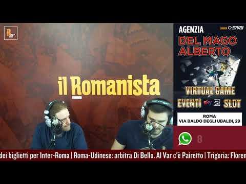 VIDEO - Dalle parole di Ranieri alle ultime dal campo: ci si avvicina a Roma-Udinese