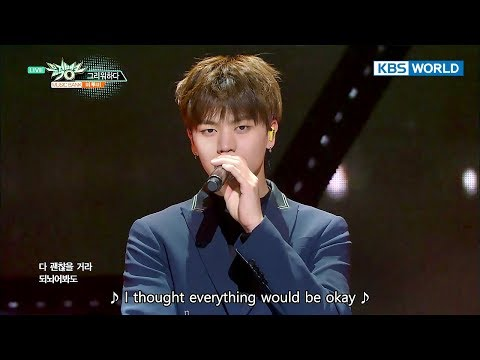 BTOB - Missing you | 비투비 - 그리워하다 [Music Bank HOT Stage / 2017.11.03]
