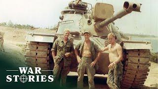 The Tet Offensive: Vietnam's Bloodiest Year | Greatest Tank Battles | War Stories