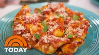 Reed Alexander's Budget-Friendly Recipes: Stuffed Shells, Caprese Salad | TODAY