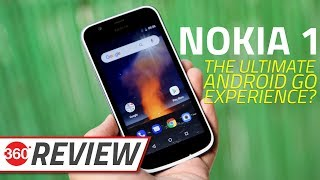 Nokia 1 Review | Best Entry-Level Smartphone in India?