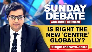 Is Nationalism The Only Way Forward? | Exclusive Sunday Debate With Arnab Goswami
