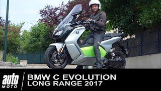 Vidéo : essai du BMW C-Evolution Long Range