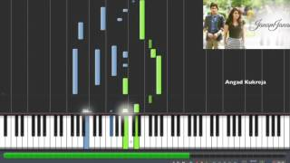 Janam janam Dilwale Piano Tutorial By Angad Kukreja