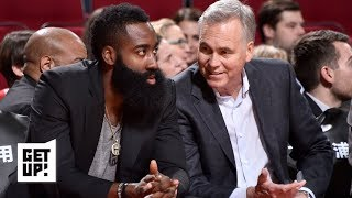 Mike D'Antoni breaks off contract talks with the Rockets – What now for James Harden? | Get Up!
