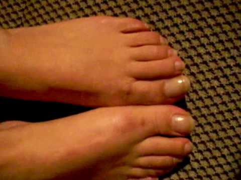 flo very long and strong natural and sharp sexy toenails ... - photo#17