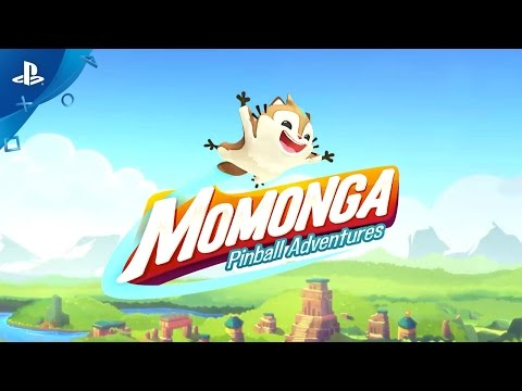 Momonga Pinball Adventures Trailer