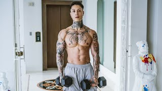 Best Chest Home Workout (Dumbbells Only)