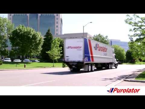 Video: Purolator Logistics will provide customers with a one-stop shop for several logistics services, including warehousing, fulfilment and returns processing.