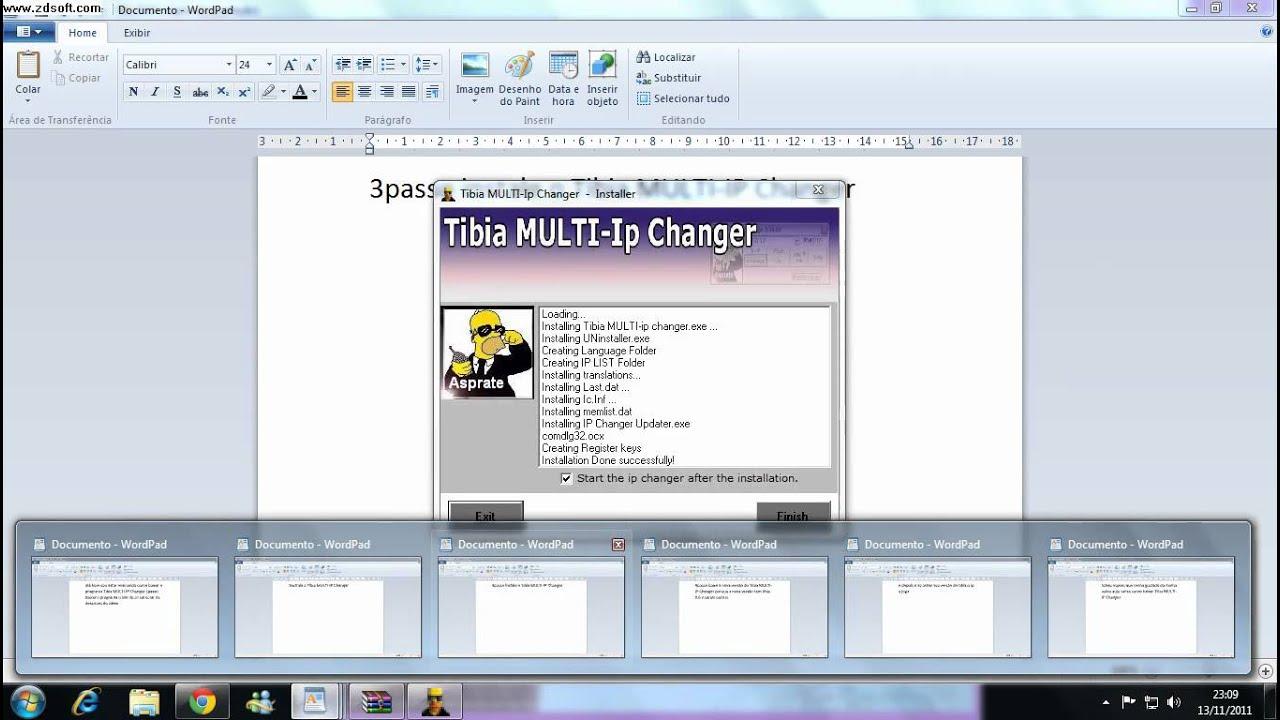 CHANGER IP TIBIA 9.6 MULTI BAIXAR