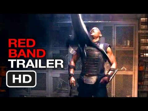 Riddick Official Red Band Trailer #1 (2013) - Vin Diesel Sci-Fi Movie HD