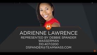 Adrienne Lawrence Sports Legal Reel 2017