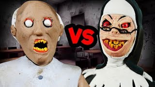 LP Movie: Granny vs Evil Nun