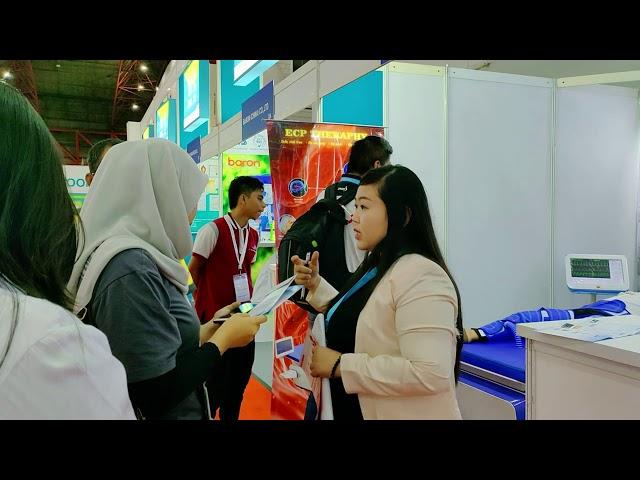 CHEXPO 2019 Jakarta International Expo