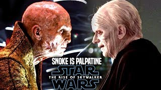 Palpatine Kills Snoke In The Rise Of Skywalker! (Star Wars Episode 9 Leaks)