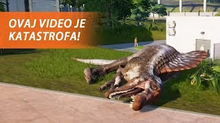 SVI MI DINOSAURI POBJEGLI - Jurassic World Evolution (EP15)