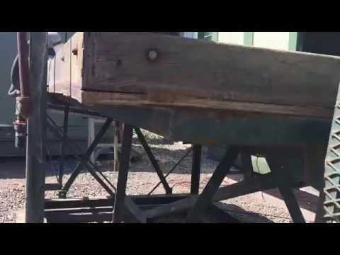 18C-18 Gold Fields Plants - Shaker Tables