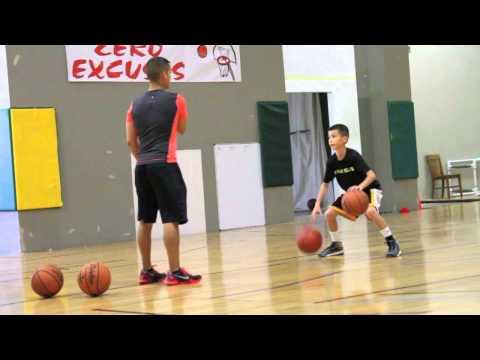 Team Elite Basketball - Training Video, Oct.2013