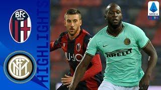 Bologna 1-2 Inter   Lukaku Scores Two Late Goals as Inter Win at Bologna   Serie A