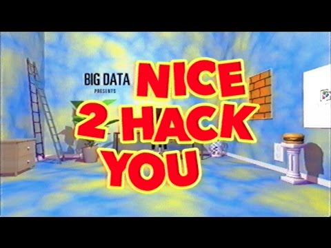 Nice 2 Hack You by Big Data