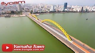 Đà Nẵng ▶ Thành phố của những cây cầu nhìn từ Flycam