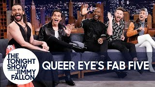 Queer Eye's Fab Five's Most Embarrassing Hair and Fashion Mistakes