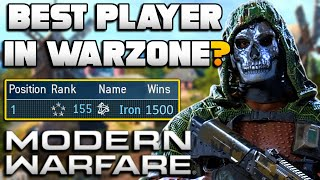 Reacting to How the #1 Player Wins Solos in WARZONE | Modern Warfare Battle Royale Tips to Improve
