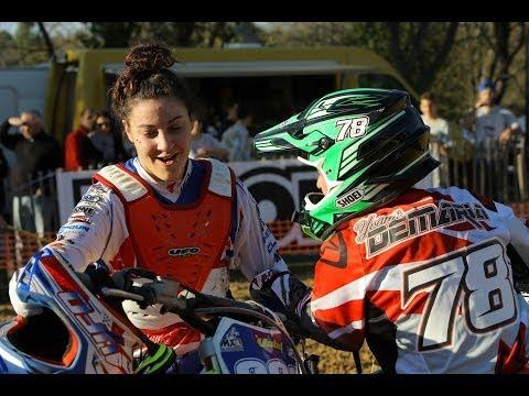 Le Motocross au féminin