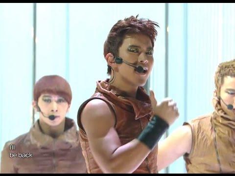 2PM - I'll Be Back, 투피엠, 아윌 비 백, Music Core 20101023