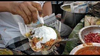 ICE COLD Bhel Puri | India's Fastest Chaat Wala | Indian Street Food