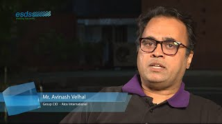 eNlight Cloud and Hadoop Big Data - A Talk with Mr. Avinash Velhal, Group CIO, Atos