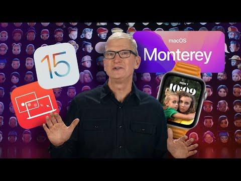 Apple's entire iOS 15 event in 11 minutes (WWDC21 supercut)