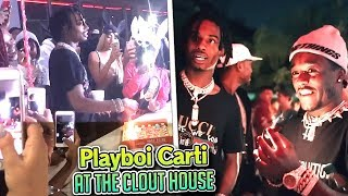PLAYBOI CARTI'S BIRTHDAY PARTY AT MY HOUSE *cops came*