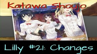"""Let's Read"" Katawa Shoujo, Lilly's Path #21: Changes"