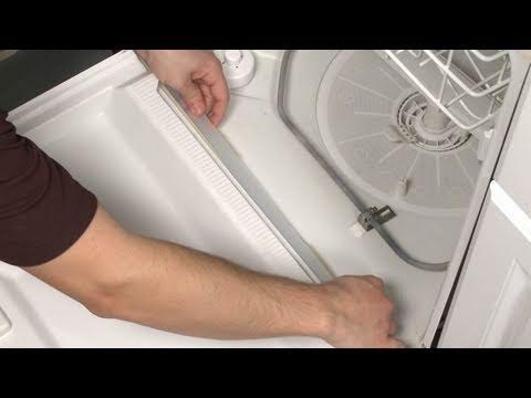 Dishwasher Bottom Door Gasket Replacement Frigidaire