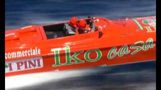 Powerboating gran prix
