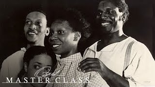 """How Whoopi Landed the Leading Role in """"The Color Purple"""" 