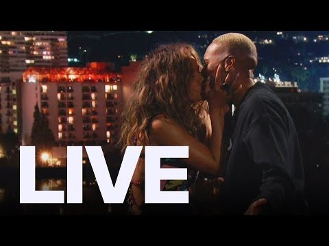 Halle Berry Kisses Lena Waithe | ET Canada LIVE