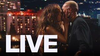 Halle Berry Kisses Lena Waithe | ET Canada LIVE