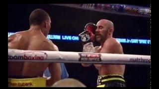 Chris Eubank Jr vs Gary O'Sullivan FULL FIGHT