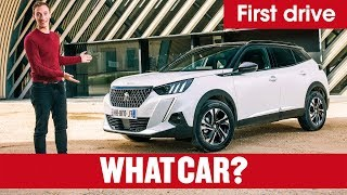 2020 Peugeot 2008 & electric e-2008 review – is this the best electric small SUV?   What Car?