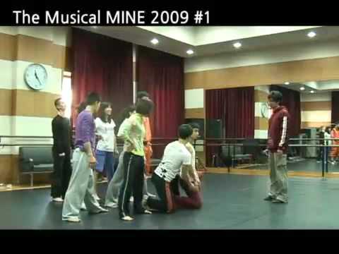 Kangta - rehearse on Mine