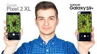 S9 Plus vs Pixel 2 XL - The ULTIMATE Camera Comparison!