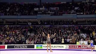 2013 Worlds Yuna KIM FS Les Miserables (jsports)