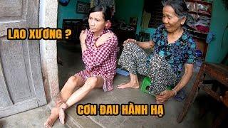 Cô gái mắc bệnh lạ mất dần đôi chân có cha tai biến đã có tiền vào Sài Gòn khám bệnh